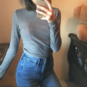 Hollister Knit Top (S)